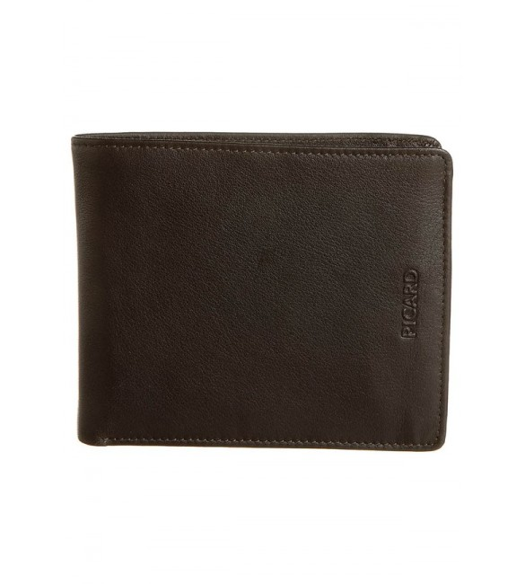 Picard BROOKLYN - Business card holder - cafe/brown