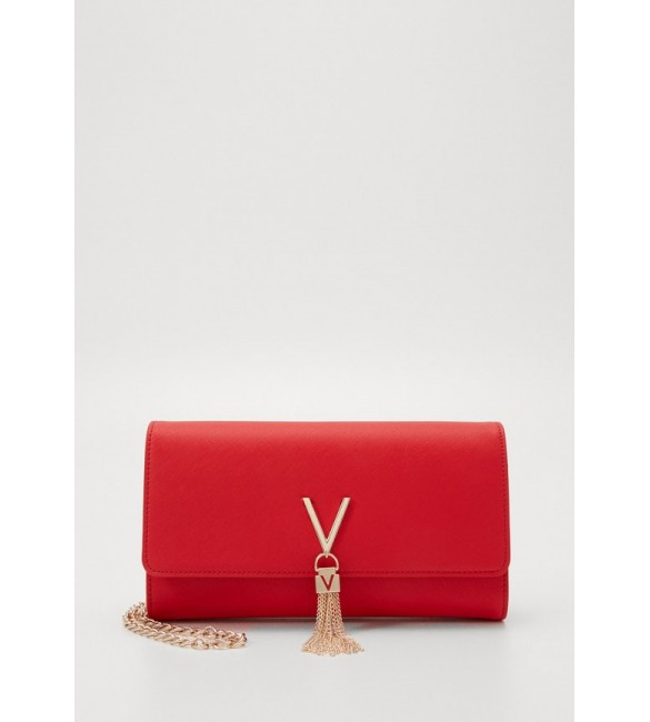Valentino Bags DIVINA - Clutch - rosso/red