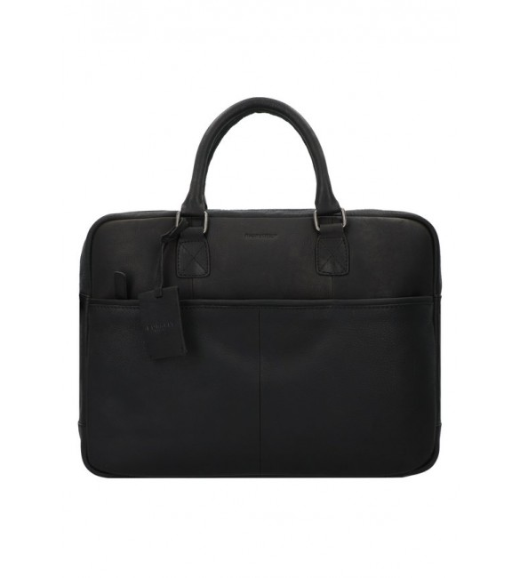 Burkely ANTIQUE AVERY - Briefcase - black