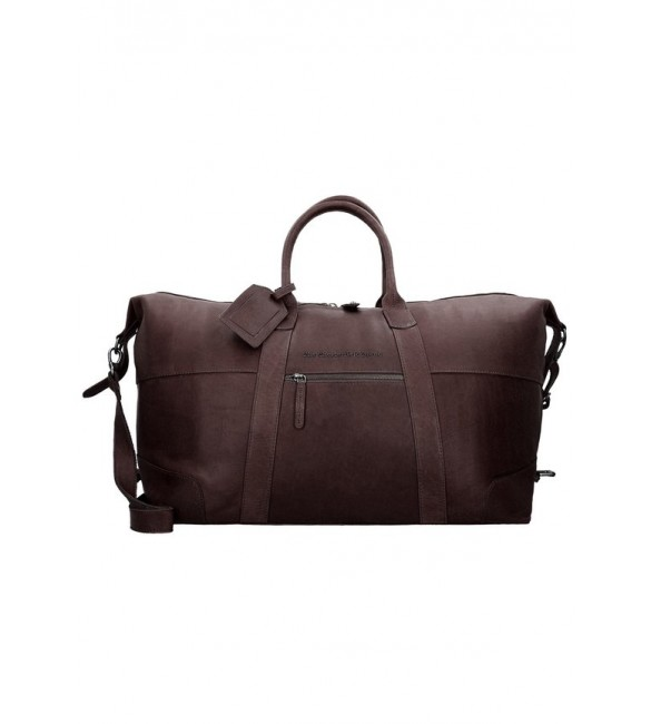 The Chesterfield Brand PORTSMOUTH - Weekend bag - brown